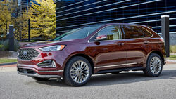 Ford Edge 2021 Modellpflege USA