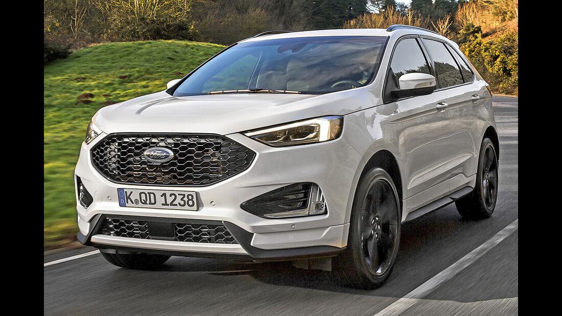 Ford Edge, Best Cars 2020, Kategorie K Große SUV/Geländewagen