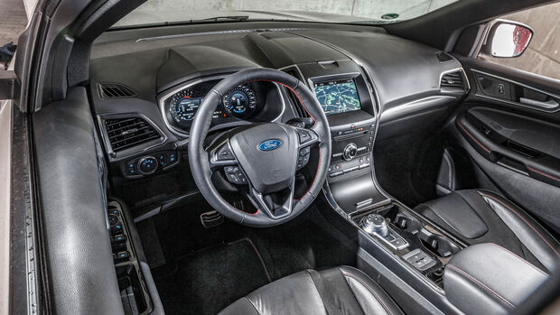 Ford Edge, Einzeltest, ams072019
