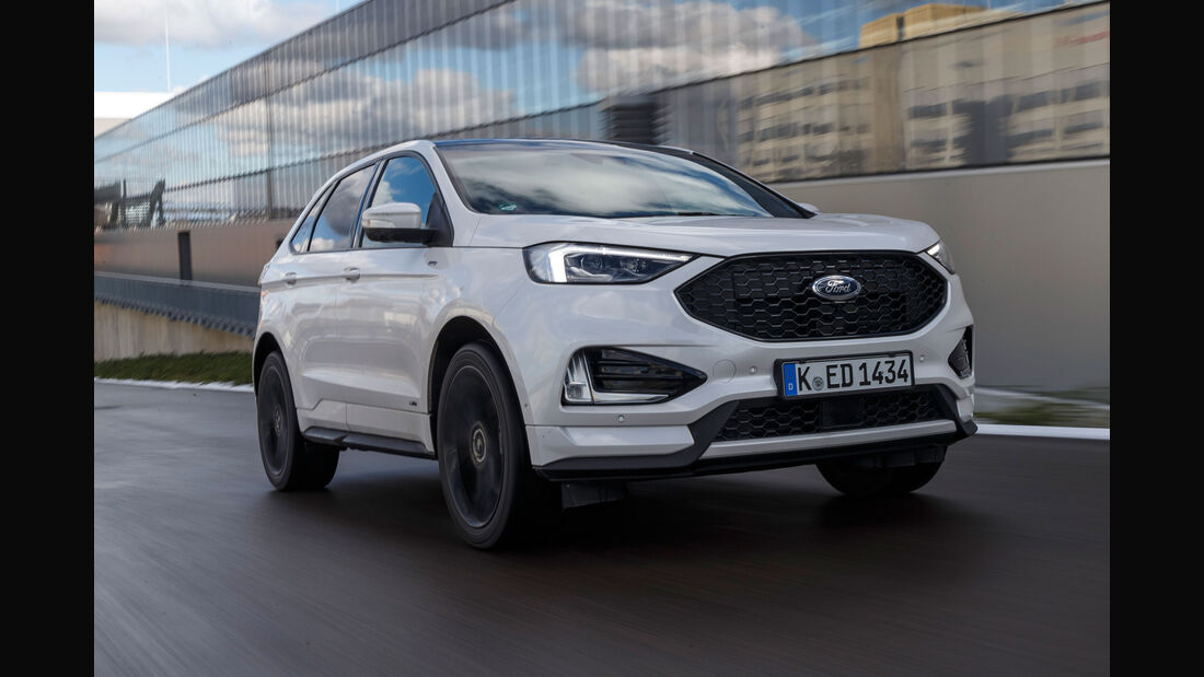Ford Edge, Einzeltest, ams072019