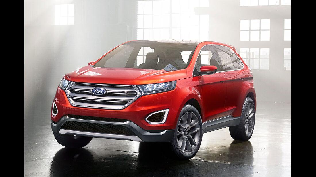 Ford Edge Modelljahr 2014 Studie Los Angeles