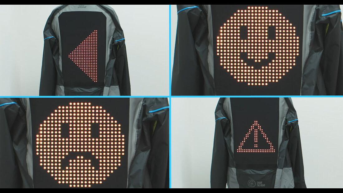 Ford Emoji Jacke