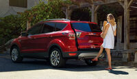 Ford Escape 2016 LA Autoshow