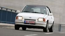 Ford Escort 1.6 XR3i Cabriolet, Frontansicht