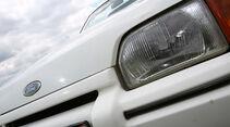 Ford Escort 1.6 XR3i Cabriolet, Frontscheinwerfer
