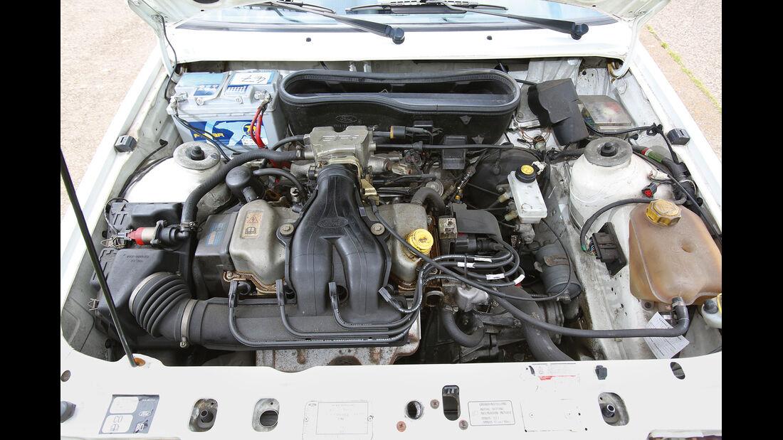 Ford Escort 1.6 XR3i Cabriolet, Motor