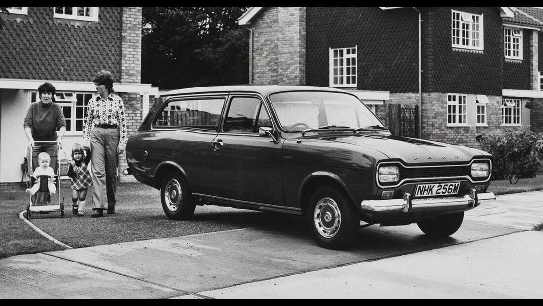 Ford Escort Estate (3-Türer-Kombi)