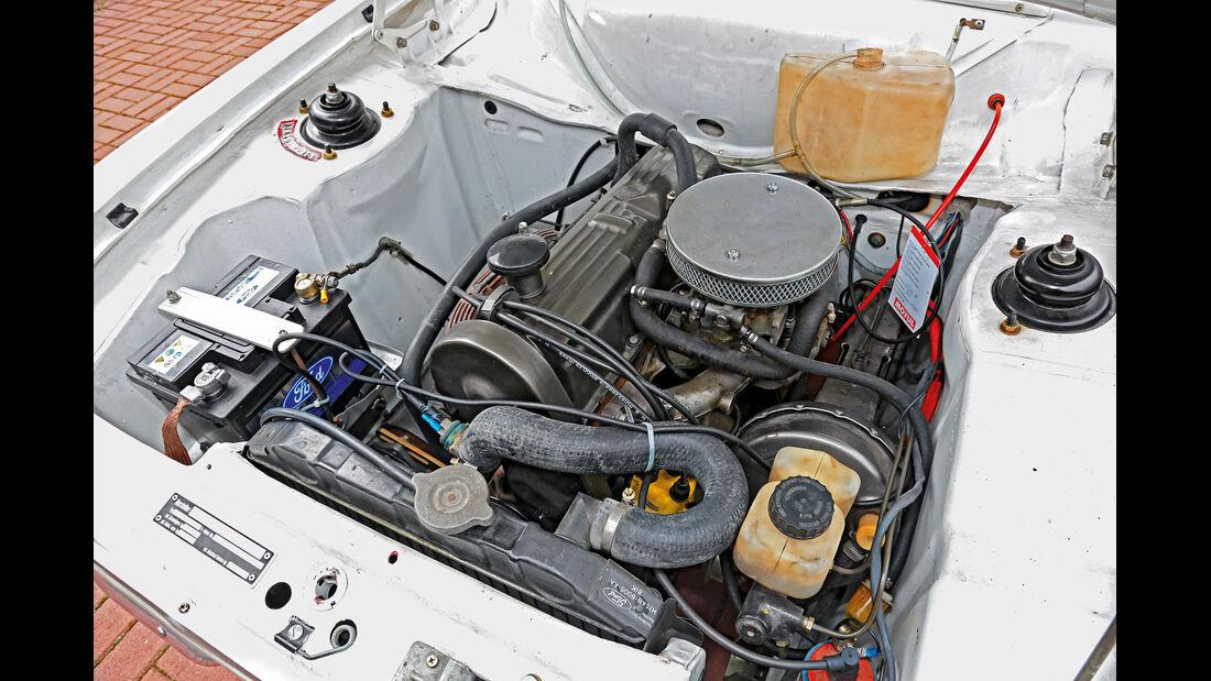 Ford Escort I RS 2000, Motor