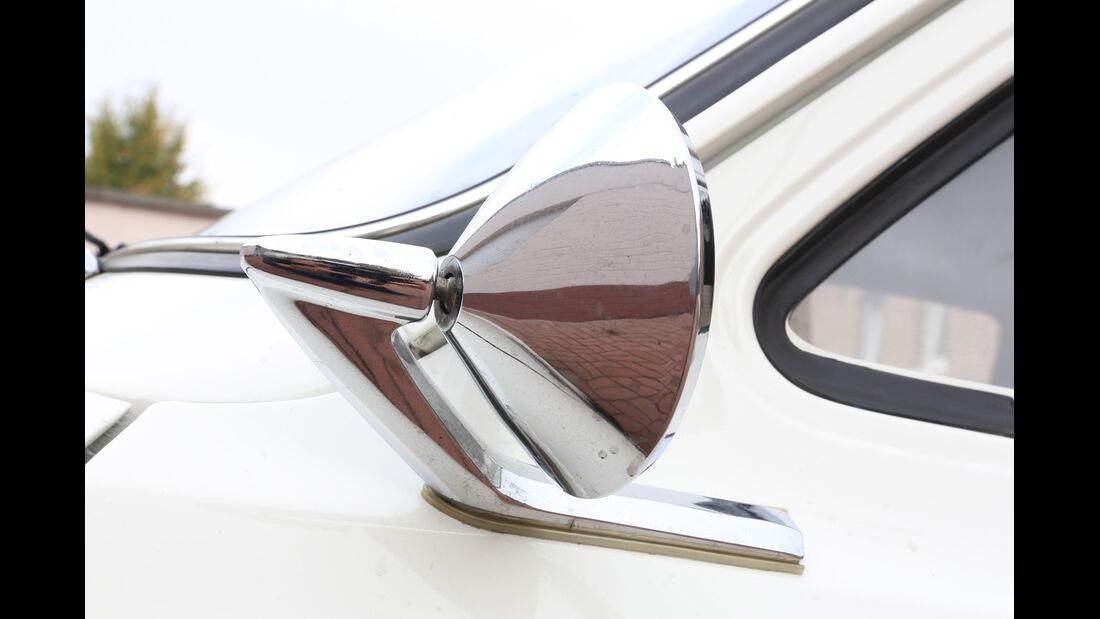 Ford Escort I RS 2000, Seitenspiegel