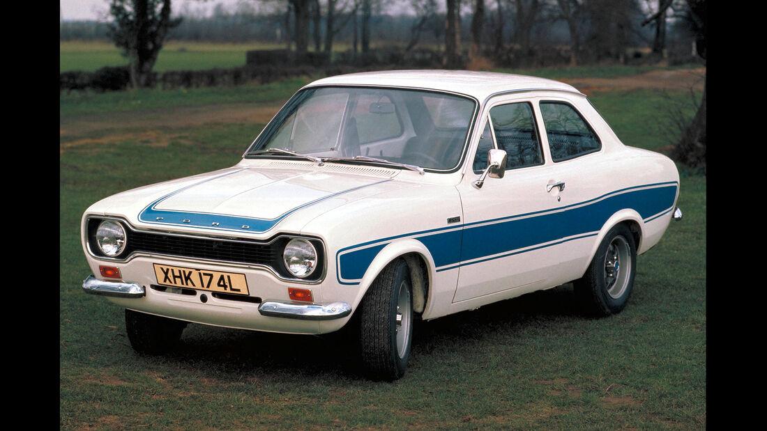 Ford Escort I RS Hundeknochen 1973