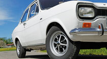 Ford Escort I, Rad, Felge