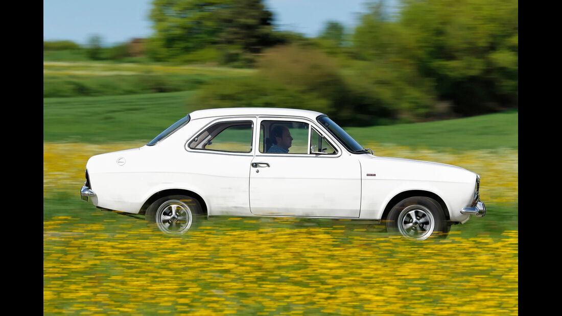 Ford Escort I, Seitenansicht
