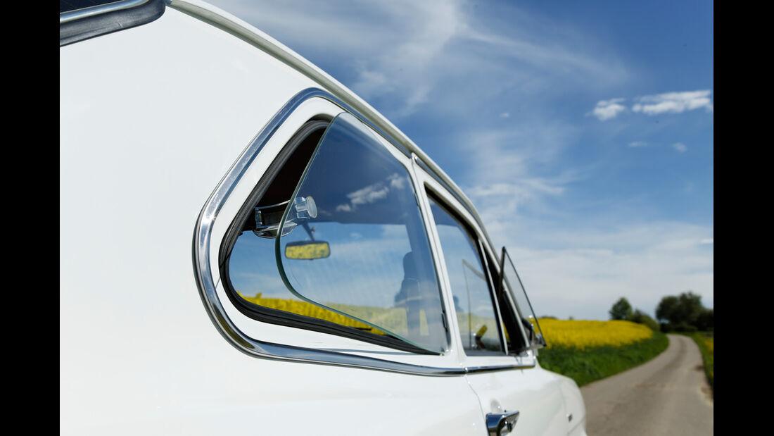 Ford Escort I, Seitenfenster