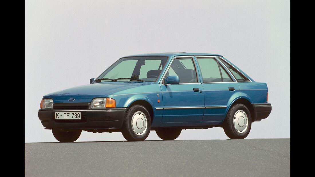 Ford Escort IV Ghia (1990)
