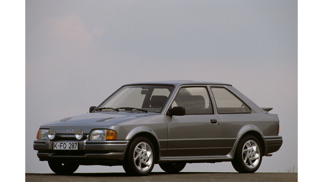 Ford Escort IV RS (1986)