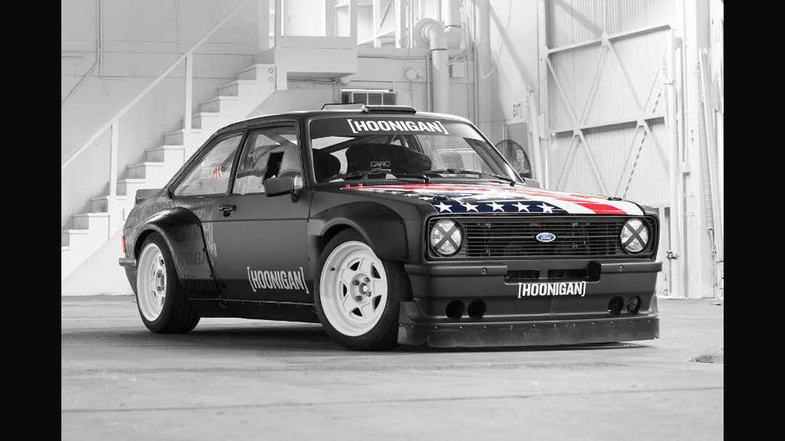 Ford Escort Ken Block