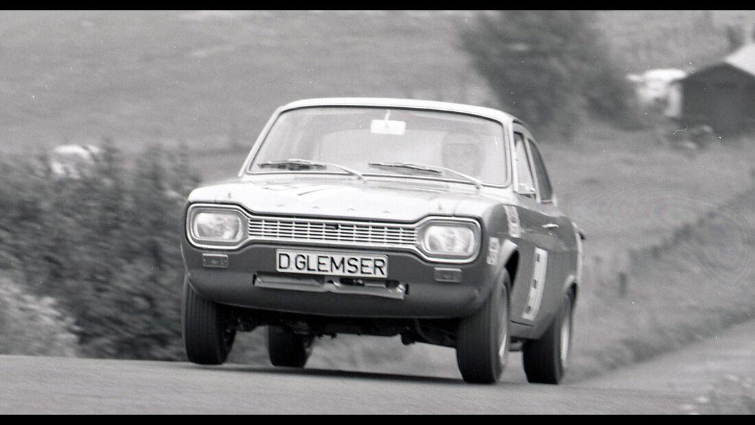Ford Escort M 1 500 km Nürburgring Dieter Glemser (1968)