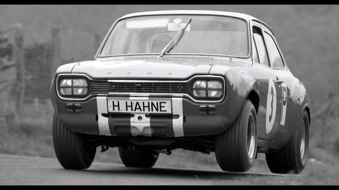 Ford Escort M 1 500 km Nürburgring Hubert Hahne (1968)