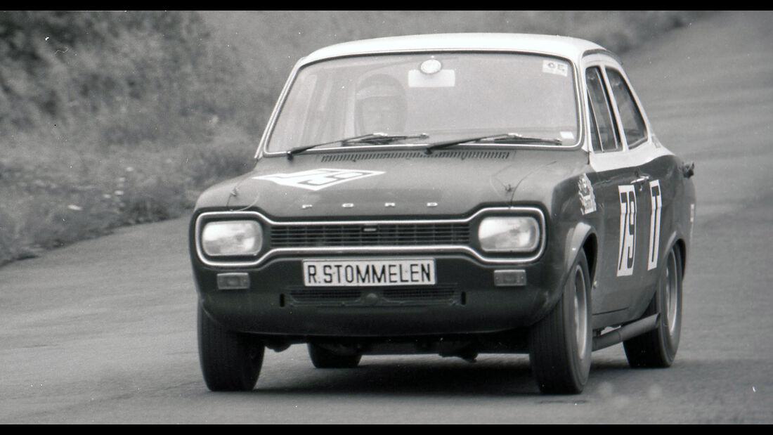 Ford Escort M 1 500 km Nürburgring Rolf Stommelen (1968)