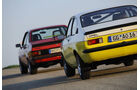 Ford Escort MK II RS 2000, Opel Kadett C GT/E