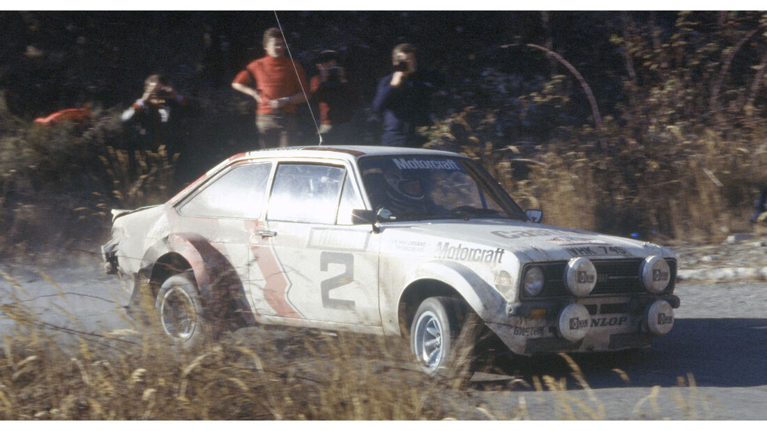 Ford Escort Mk 2 Waldegaard-Thorzelius-Monte-Carlo (1979)