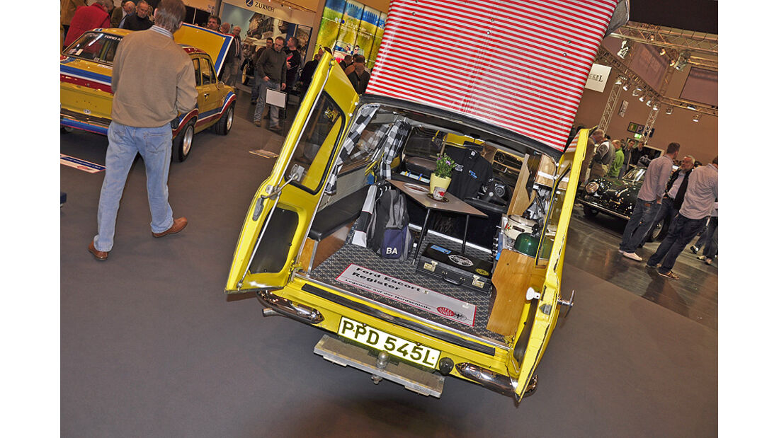 Ford Escort Mk I Camper