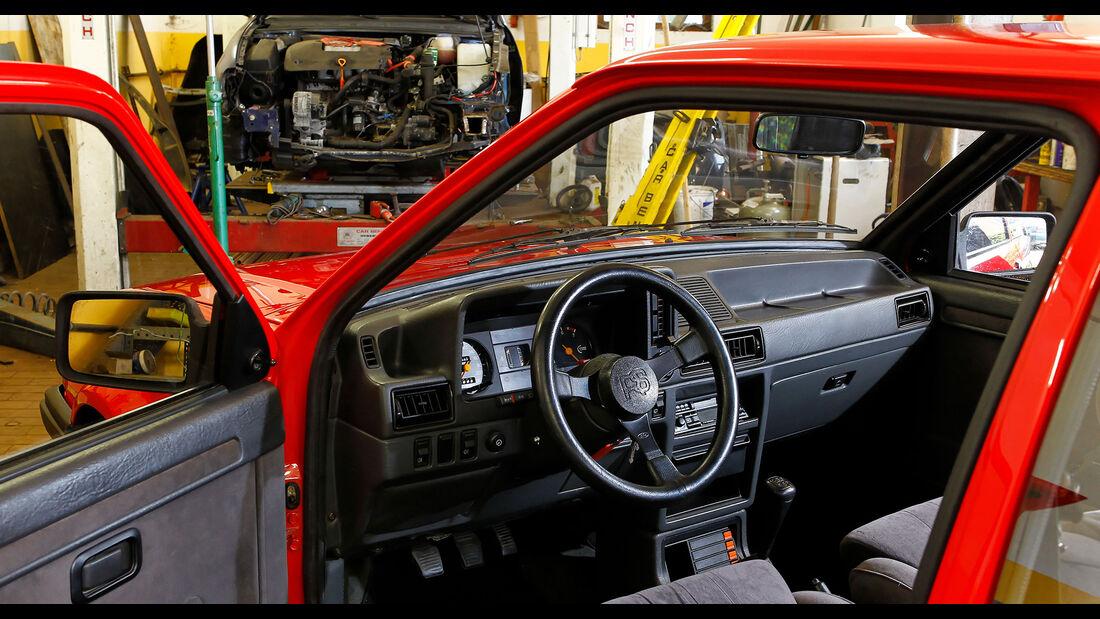 Ford Escort Mk3 RS 1600i (1982)
