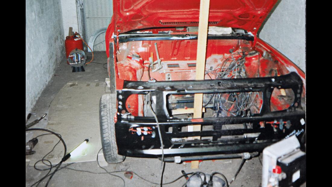 Ford Escort RS 1600i, Rahem