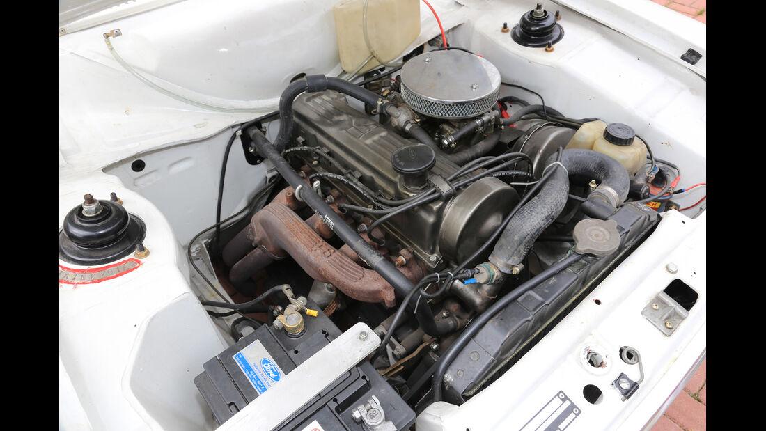 Ford Escort RS 2000, Motor