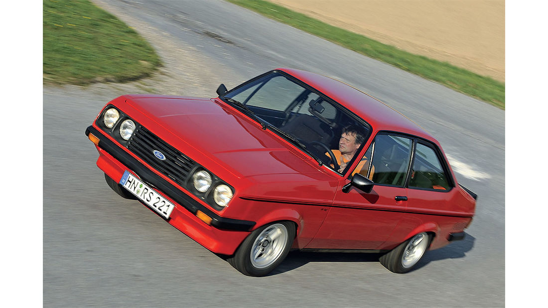 Ford Escort RS 2000 (Serie II)