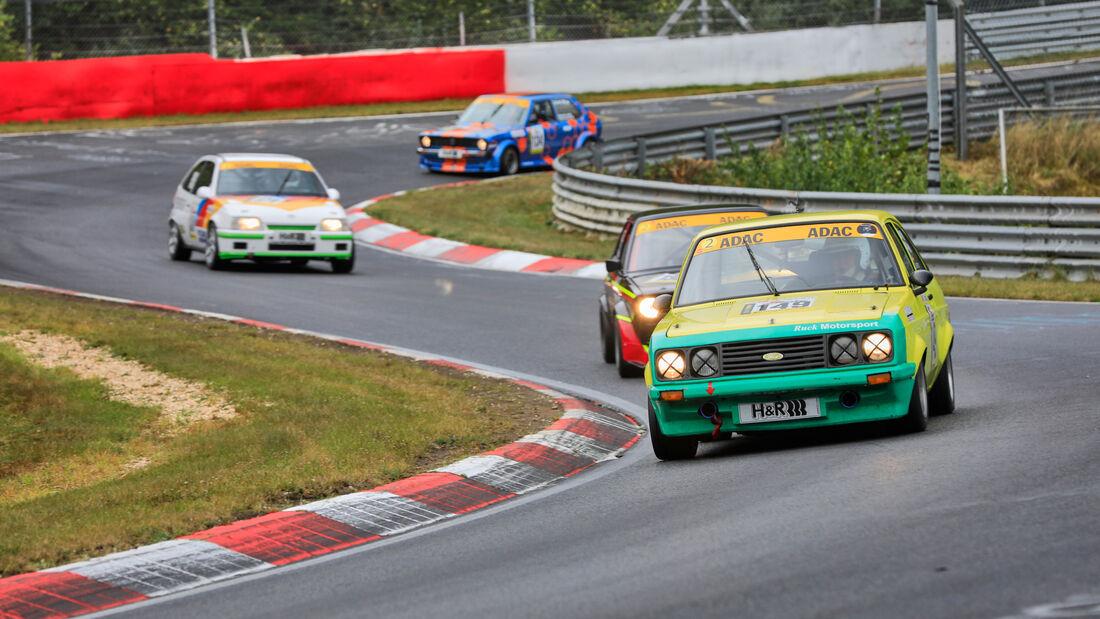 Ford Escort RS 2000 - Startnummer 149 - 24h Classic - 24h Rennen Nürburgring - Nürburgring-Nordschleife - 25. September 2020