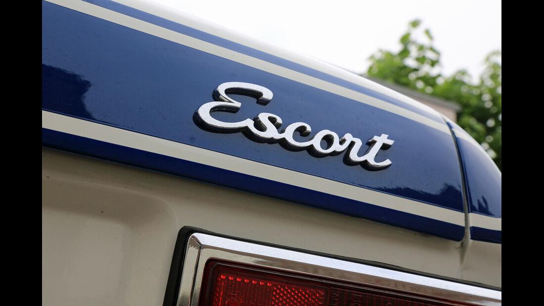 Ford Escort RS 2000, Typenbezeichnung