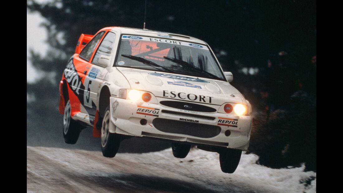 Ford Escort RS Cosworth 1997 Carlos Sainz