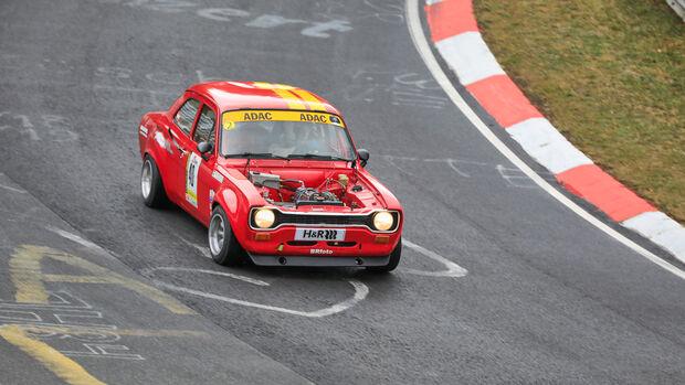 Ford Escort RS2000 - Startnummer 40 - 24h Classic - 24h Rennen Nürburgring - Nürburgring-Nordschleife - 25. September 2020