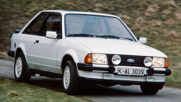 Ford Escort XR3i (1982)