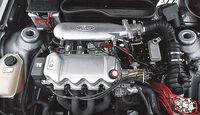 Ford Escort XR3i, Motor