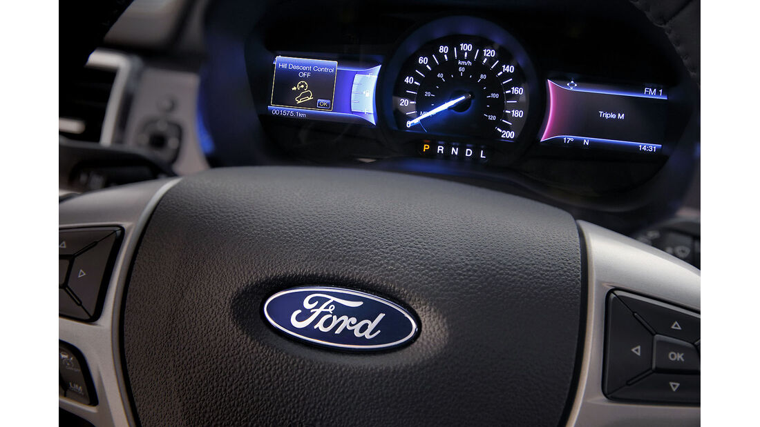 Ford Everest 4wf 1114