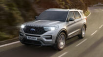 Ford Explorer 2020 Europa-Version