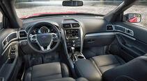 Ford Explorer Modelljahr 2015