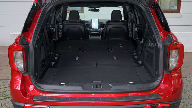 Ford Explorer PHEV
