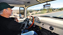 Ford F 100, Steve Warnecke , Cockpit