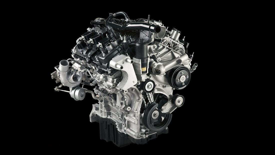 Ford F 150 2.7l V6 Ecoboost Motor