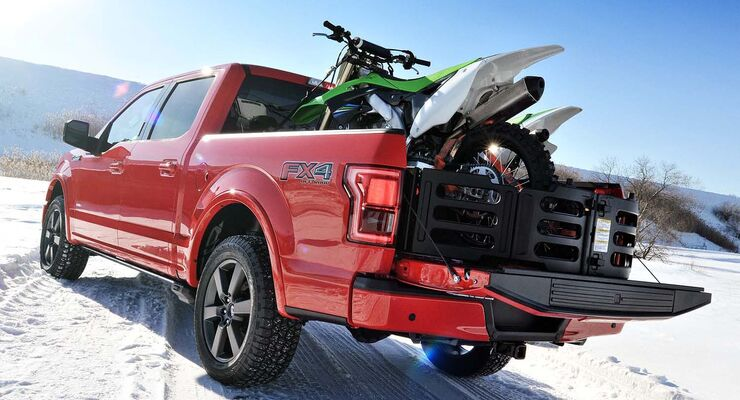 Ford F-150 2014 Detroit Motorshow