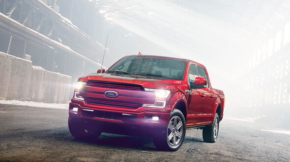 Ford F-150 (2018)