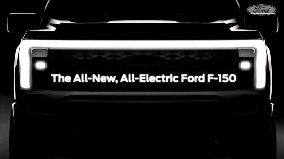 Ford F-150 EV