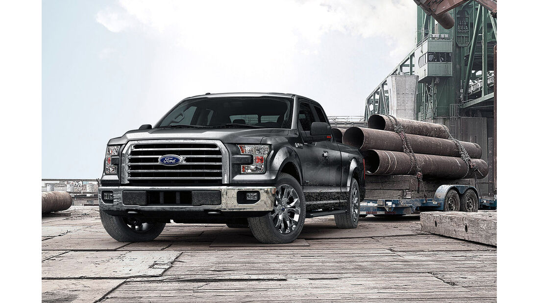 Ford F 150 MY 2015