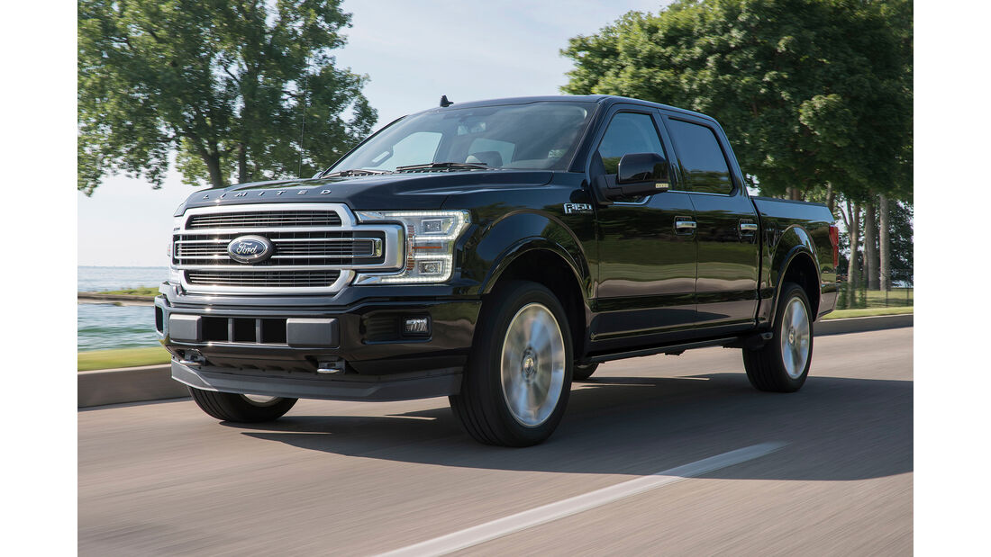 Ford F-150 MY 2019