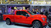 Ford F-150, NAIAS 2014, Detroit Motor Show