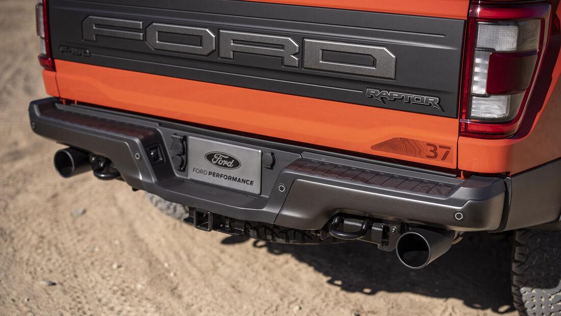 Ford F-150 Raptor 2021 Weltpremiere