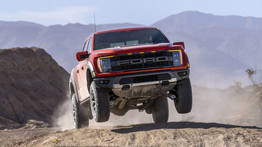 Ford F-150 Raptor 2021 Weltpremiere